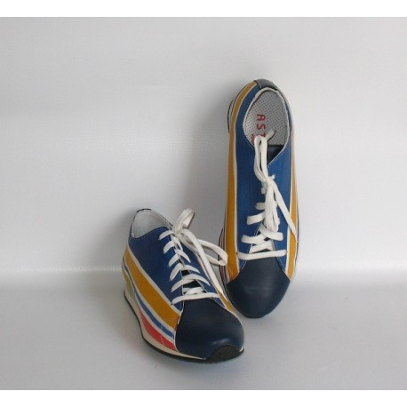 SNEAKERS UOMO BLU BETA