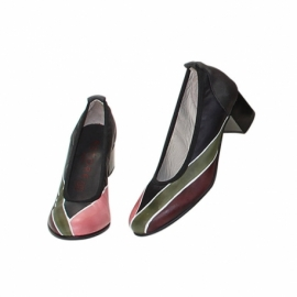 ACQUERELLO AURORA TRIANGOLO BALLERINA PUMPS