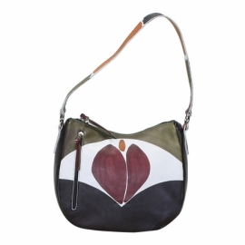 ACQUERELLO FORESTA TULIPANO HANDBAG