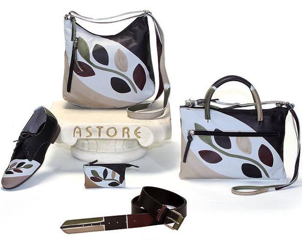 Woman Bags Shoes Acquerello Ramo