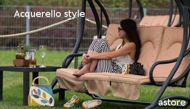 Acquerello style - Astore summer