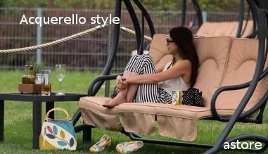 Acquerello style - Astore summer