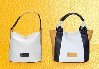 Classic style handbag