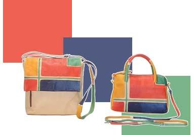 Summer woman handbag