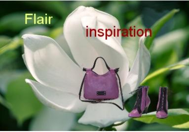 Flair woman handbag inspiration